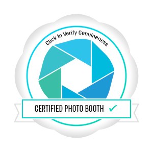 Certified Photo Booth by Foto Master