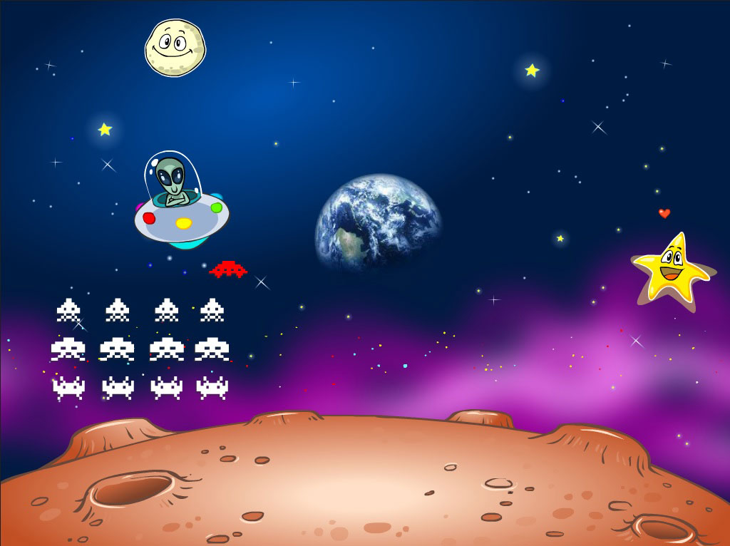 Interactive Story: The Lost in Space World