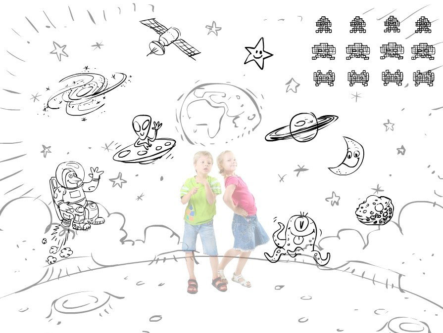 Interactive Story, Sketch: The Making of the Lost in Space World