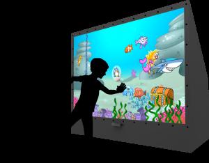 Interactive Story: 3D Render