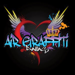 AIR Graffiti Dallas, a Foto Master customer: Logo