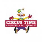 Logo: Circus Time Amusements
