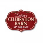 Logo: Debbies Celebration Barn