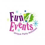 Logo: Fun 4 Events