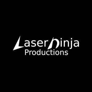 Laser Ninja Productions, a Foto Master customer: Logo