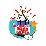 Logo: Mr Bottle Kids Party