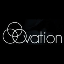 Ovation Photo Booth, a Foto Master customer: Logo