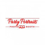 Logo: Party Portraits Photo Booth