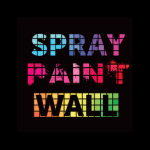 Spray Paint Wall, a Foto Master customer: Logo