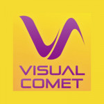 Logo: Visual Comet
