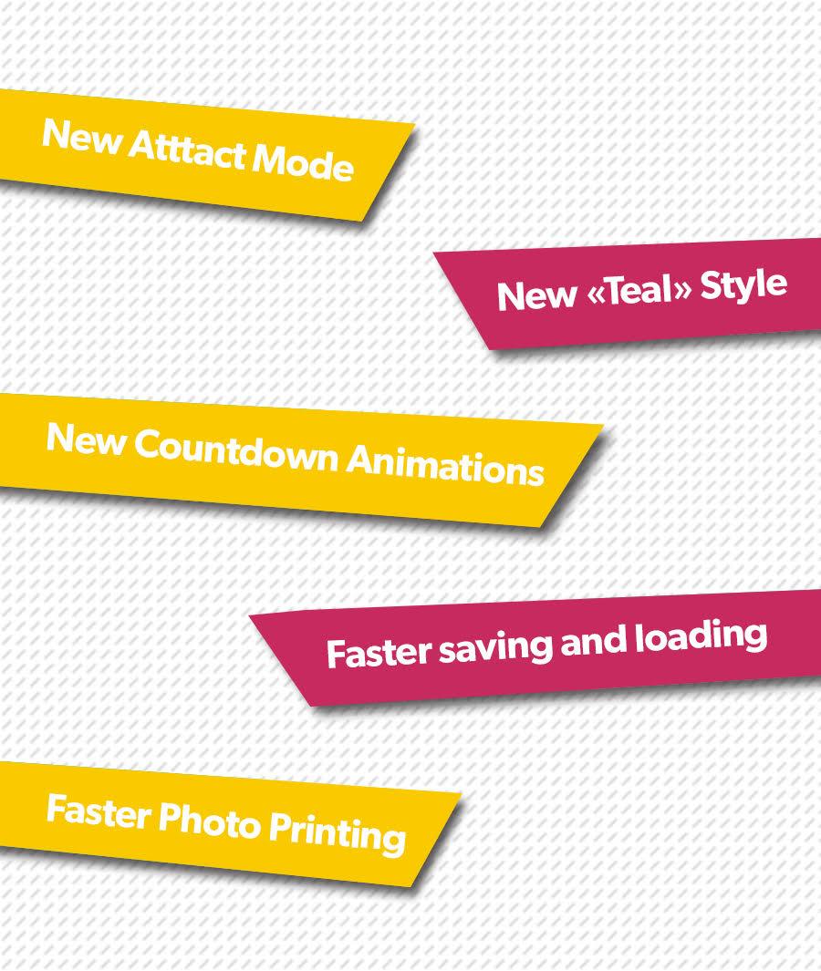 Video Flip Software V10, Release Highlights