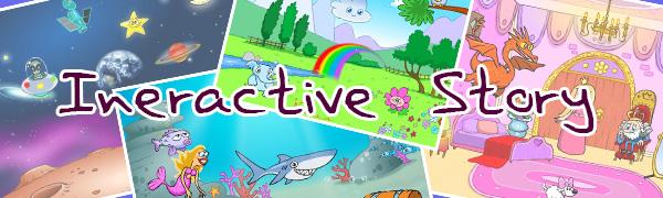 Interactive Story PR