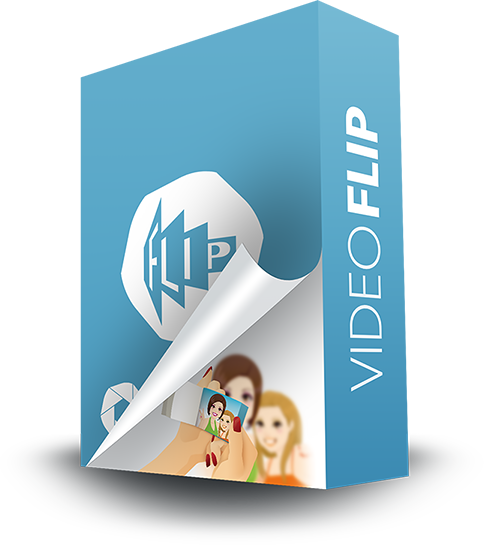 Video Flip: Mobile Photo Flipbook Studio