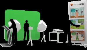 Virtual Hero, Game Studio: 3D Render